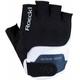 Roeckl Nano Handschuhe schwarz/weiß